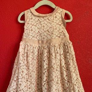 Max Studio light pink dress 5T